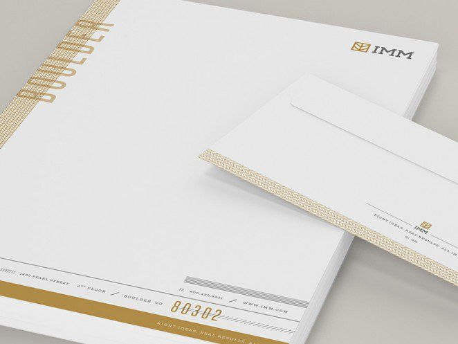 18 best letterhead images on pinterest advertising case study and striking letterhead design 20 case studies to inspire you design school thecheapjerseys Images