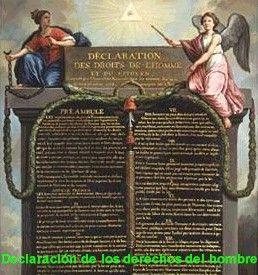 La Declaración de los Derechos del Hombre y del Ciudadano, uno de los mayores logros de la Revolución francesa