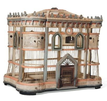 Birdcage...More Pins Like This At FOSTERGINGER @ Pinterest