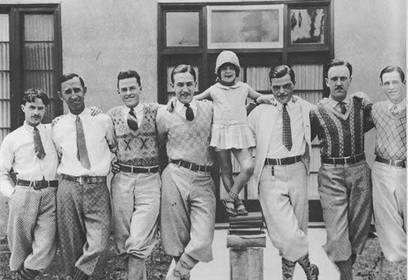 A Decade In Fashion The 1930 S Mens Fashion Magazine Old School Fashion 1920s Men Mens Fashion Magazine