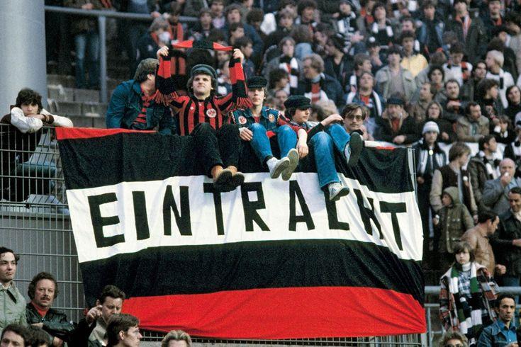 Frankfurt Fans 1980 - Eintracht Frankfurt - 11FREUNDE BILDERWELT