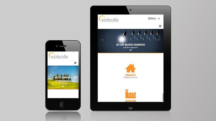 Solsolis Mobile site