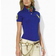 maglie ralph lauren donna slim-fit in blu,POLO camicia bavero modelli femminili sottili, cioè blu, come il senso pieno. Temperamento nobile, i lavoratori devono, come è possibile contattare:annapolo@gmail.com whatsapp:008617817444596