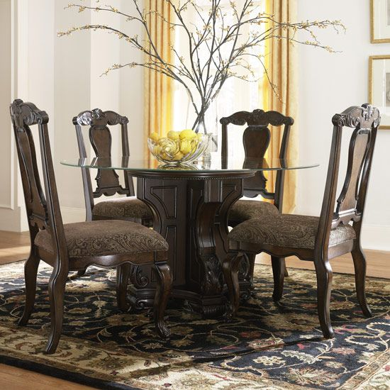 ashley dining room sets 1000 images about mi futura casa on 15699