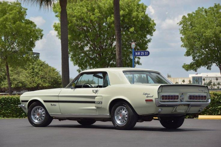 1968 Ford Mustang California Special CALIFORNIA SPECIAL for sale #1735144 | Hemmings Motor News