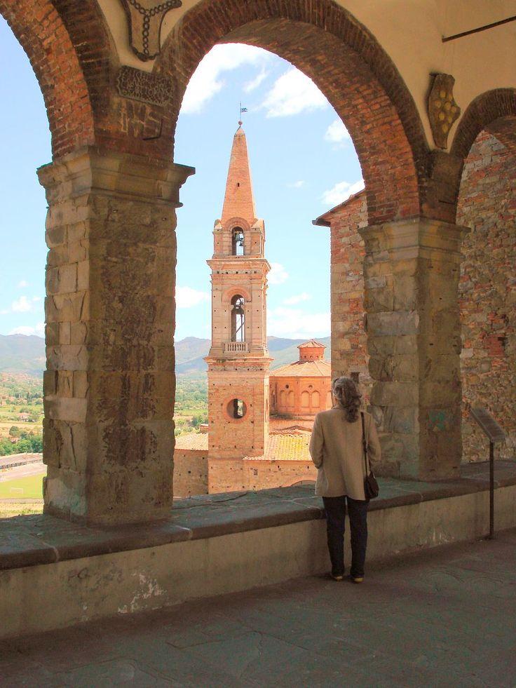 36 small Tuscan towns Castiglion Fiorentino, Tuscany