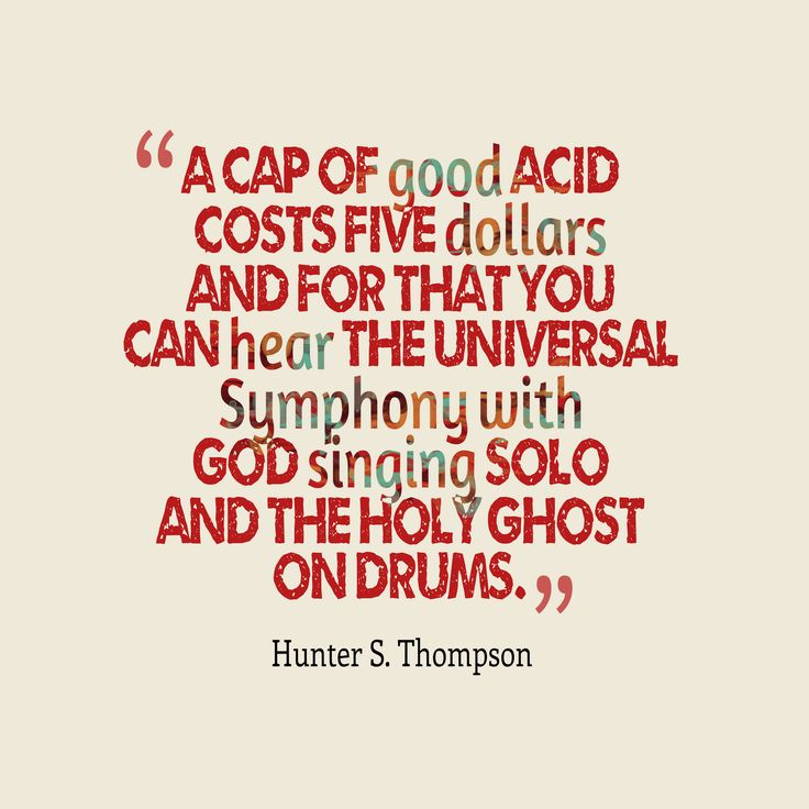 Hunter S Thompson Music Quote: 35 Best Celebrity Quotes Images On Pinterest