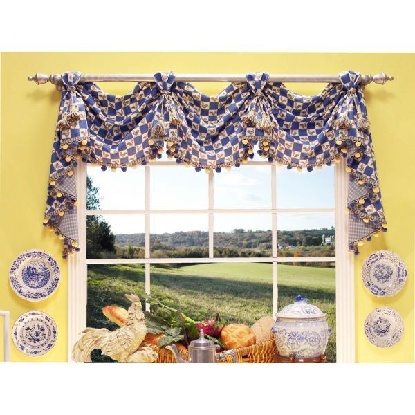 46 Best Images About Window Valance Patterns On Pinterest: 23 Best Swag - Pole Images On Pinterest