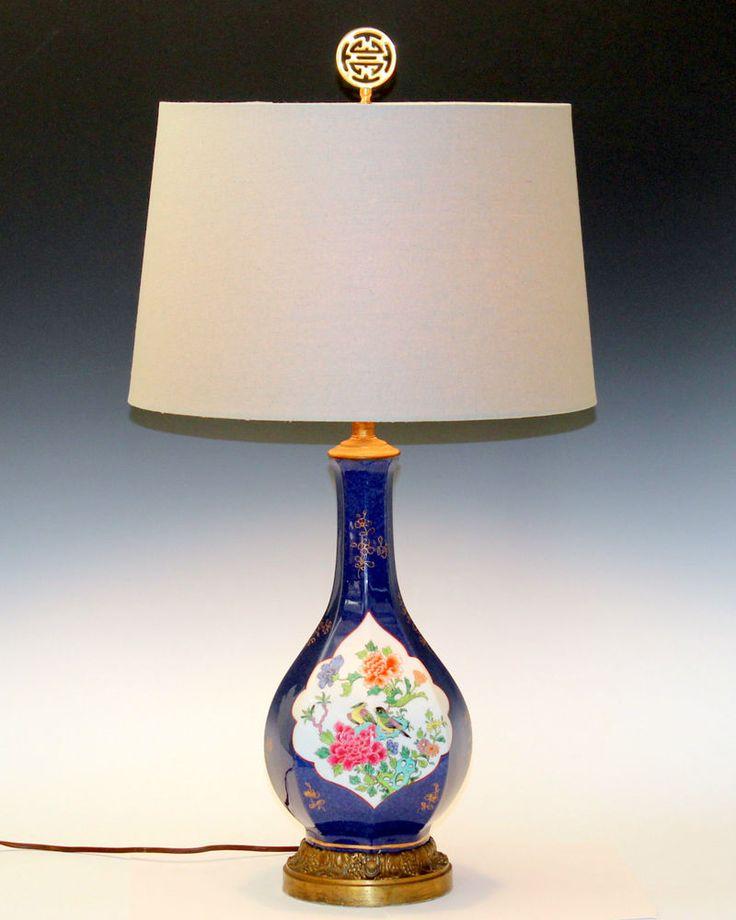 Paris Porcelain Art Nouveau Period Lamp Chinese Taste: 56 Best French Art Pottery, Antique And Vintage Images On