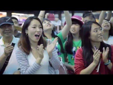 NTSO Flash Mob at Taoyuan international Airport, Taiwan - YouTube