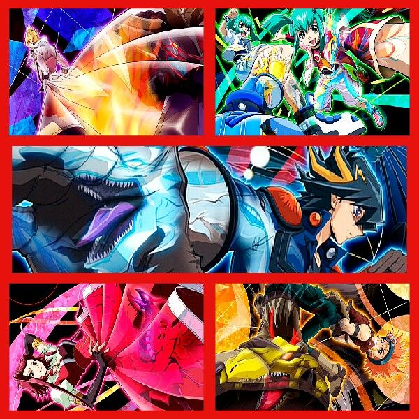 Yugioh 5ds Signers 1000+ images ab...