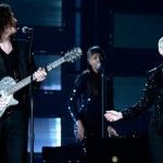 Annie Lennox and Hozier takes the Grammy's to Church as they cast their spell!