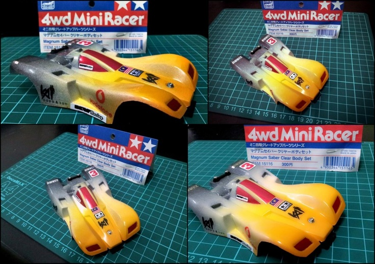 Mini 4wd Spareparts - foto 5