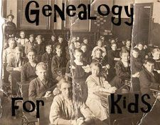 Great genealogy resources and activities for kids from a mom who homeschools
