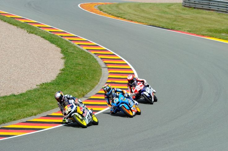 Kent, German Moto3 Race 2014
