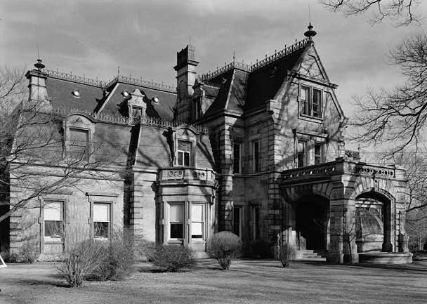 Lockwood-Mathews Mansion, Norwalk Connecticut