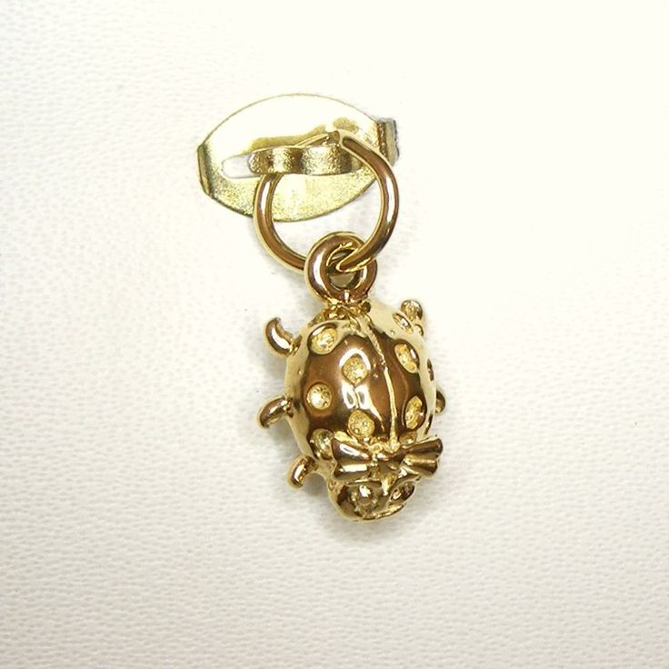 Buy Ladybird Charm (chr-0190) online at Chain Me Up