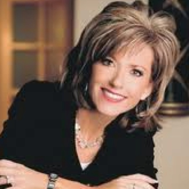 Beth Moore - my favorite Bible teacher of all times.