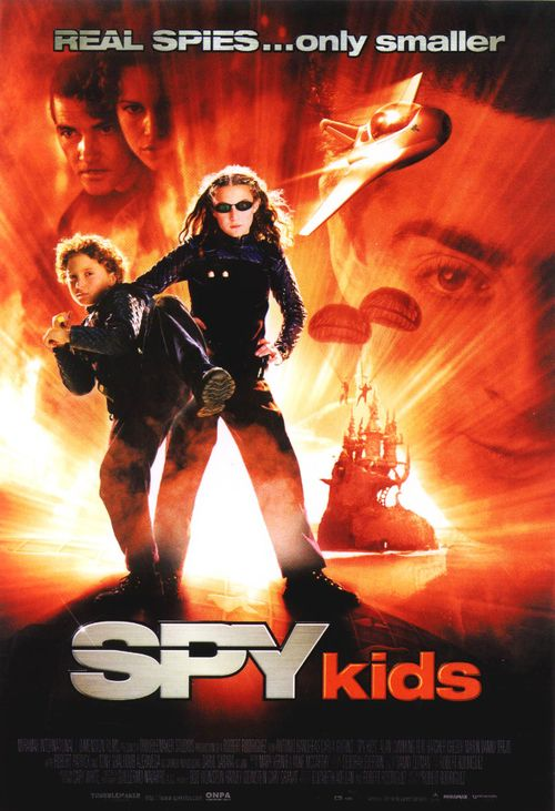 Watch Spy Kids Full Movie Online