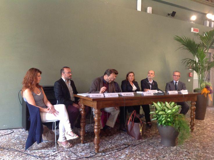 Conferenza stampa, 27 settembre 2013 ore 11:00 Sala Farinati, Biblioteca Civica di Verona. Presentazione della nona edizione.