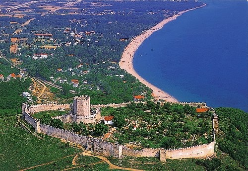 Platamonas castle, Greece