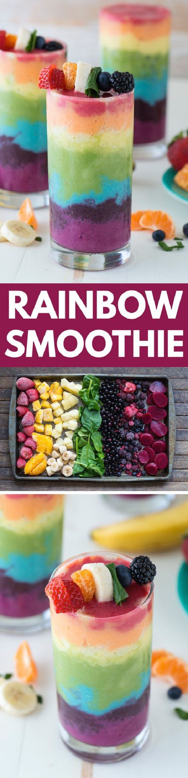 Check out the smoothie recipes that are not only delicious in taste but healthy too. You're going to love these!