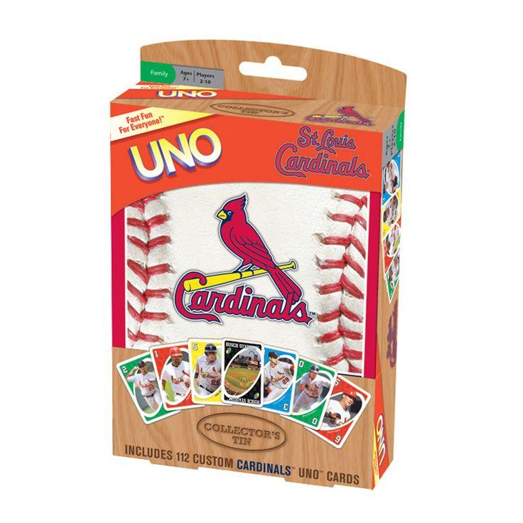 Uno - - St. Louis Cardinals                                                                                                                                                      More