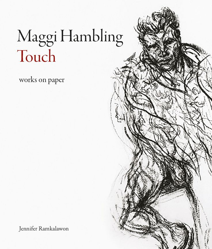 Maggi Hambling - Touch: Works on Paper (Lund Humphries, 2016)