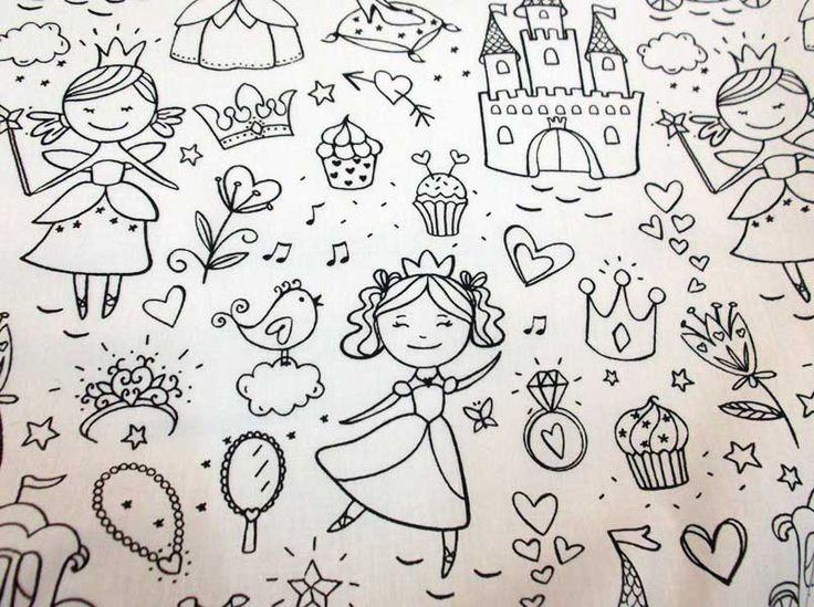 Princesas Disney Para Colorear: Más De 25 Ideas Increíbles Sobre Colorear Princesas En