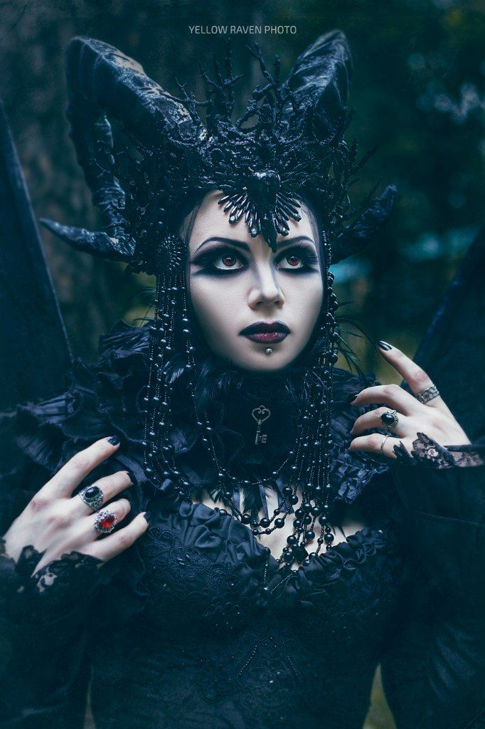 Dark Forest Fairy By Blackmart On Deviantart In 2019