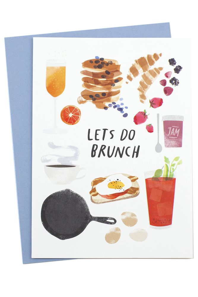 Brunch is always the answer.