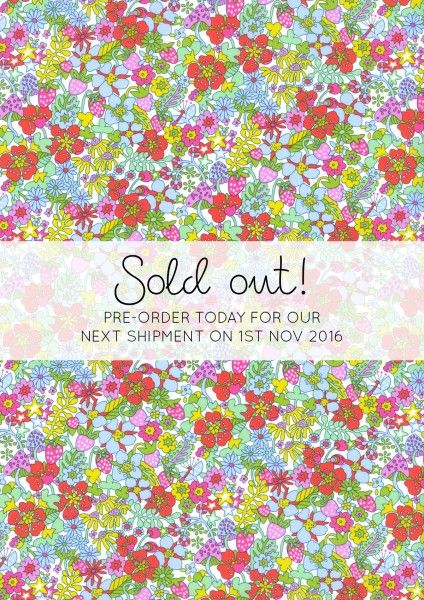 Flower Tops A - sold out