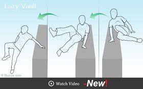 Parkour World | The Next Jump: Learn Parkour I Basic Parkour Moves ( Parkour Training Level Beginner )