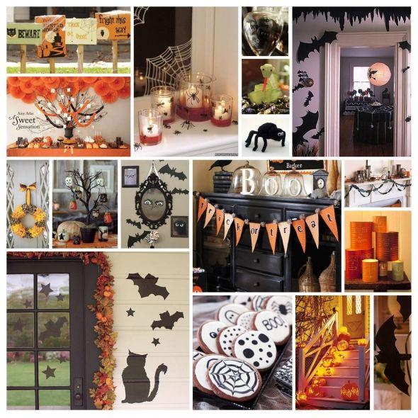 116 best Halloween ideas images on Pinterest Halloween decorations - halloween party ideas decorations