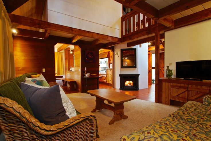Beautifully Appointed Swiss Chalet in Ohakune, Ohakune & Surrounds…