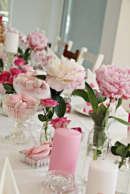 Rosa bord