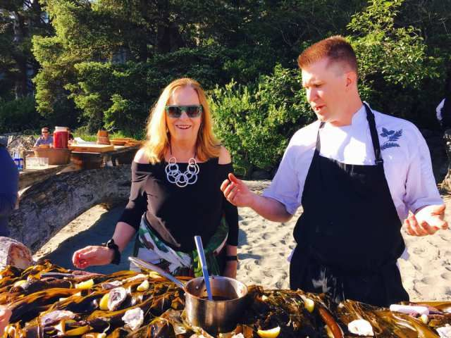 Celebrate Canadian cuisine with a virtual long table dinner that runs from coast to coast to coast