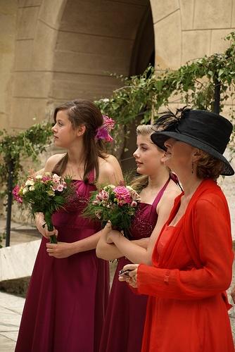 Gratulácie na nádvorí, Zámok Bojnice, Bojnice Castle, Slovakia #bojnicecastle #bojnice #museum #muzeum #slovensko #slovakia #history #castle #wedding #love #romantic #svadba #svadbanazamku