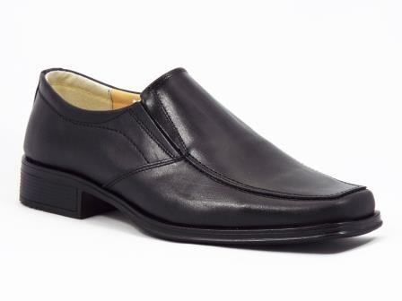 Pantofi barbati piele negri Gaston la pretul de 149 RON. Comanda Pantofi barbati piele negri Gaston de la Biashoes!