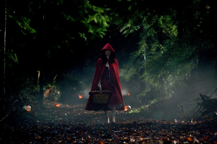 Laurie (Anna Paquin) Trick 'r Treat (2009) Trick r