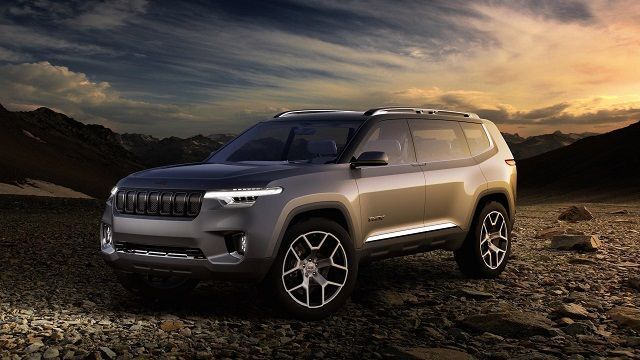 2020 Jeep Grand Wagoneer Will Ride On The Next Gen Ram Chassis Jeep Grand Jeep Wagoneer Jeep Grand Cherokee