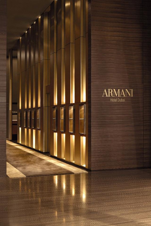 Project Title Armani Hotel