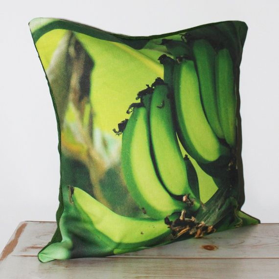 tropic green pillow definition pillow reading by CAYOCOCOCUSHIONS