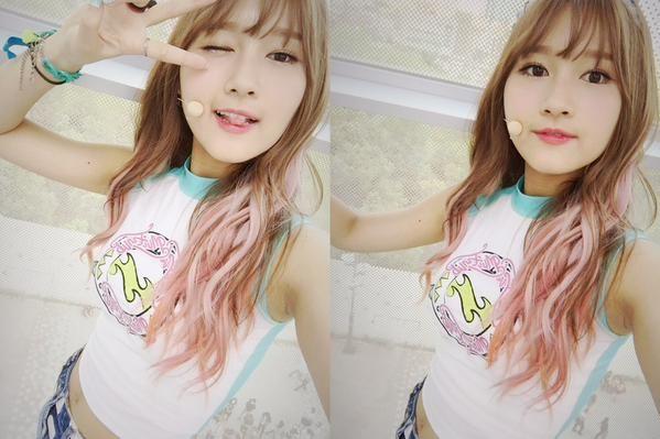 MINX - Love Shake - Siyeon
