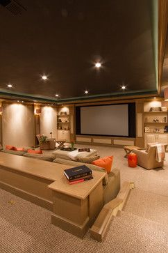 Bringing The Movies Home Luxury Living RoomsCozy RoomsModern RoomsLiving Room