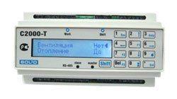 Контроллер технологический Bolid С2000-Т исп.01 С2000-Т исп.01 Болид С2000-Т исп.01 - контроллер технологический предназначен для управления такими технологическими процессами, как приточно-вытяжная вентиляция, кондиционирование, горячее водоснабжение, отопление, пароувлажнение, пользовательский процесс. Данная модель имеет двухстрочный двадцатисимвольный подсвечиваемый дисплей с регулируемой контрастностью и двенацатикнопочную двухрегистровую клавиатуру, которые упрощают использование…