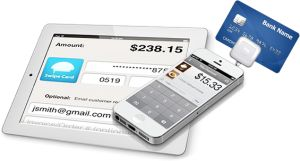 Mobile credit card machines and point of sale.
