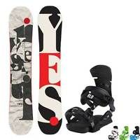 Packs Snowboard - Snowboard Yes Typo 2017 + Reload