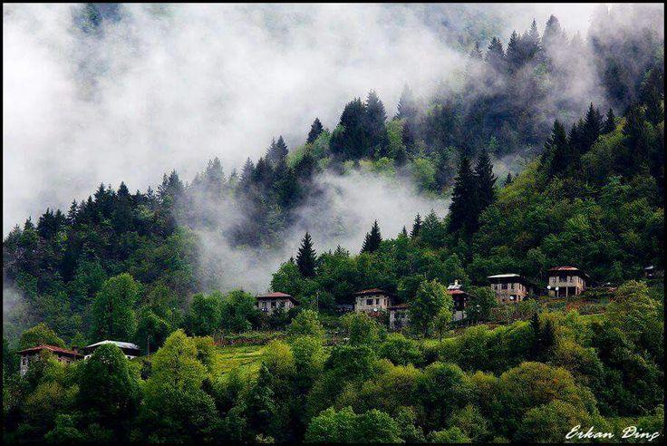 Trabzon ⛵ Eastern Blacksea Region of Turkey ⚓ Östliche Schwarzmeerregion der…