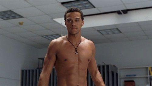 Jesse Williams - Grey's Anatomy